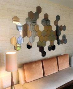 Paper Rachel: Ikea Honefoss mirrors