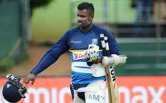 Angelo Mathews back in the reckoning for Sri Lankas ODI captaincy