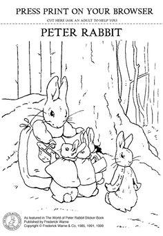 240 Best Peter Rabbit Images Beatrix Potter Illustrations Peter