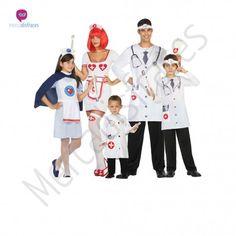 #Disfraz #Enfermera #Nurse para niña #disfraces para #grupos y #comparsas perfectos para #carnaval. #disfraces #baratos en #mercadisfraces #tienda de #disfraces #online