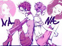 Nana (one of my all time fav. anime EVER)