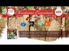 The Andrews Sisters & Vic Schoen - Jing-A-Ling, Jing-A-Ling // Christmas...