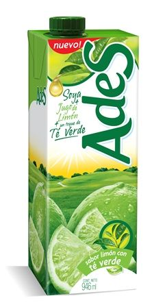 Ades lanza dos nuevos sabores http://noesunarutina.wordpress.com/2013/05/14/leche-de-soya-con-te/