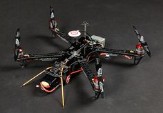 See the video of the maiden flight here Team Blacksheep Discovery remote controlled Multirotor / Quadcopter highly specialised for FPV (first person view) Flight control: NAZA with GPS tbs discovery pro Rc Drone, Drones, Discovery, Remote, Frame, Tecnologia, Picture Frame, Frames, Pilot
