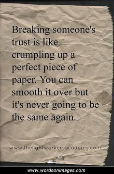 Inspirational Quotes About Trust | Added by picture-quotes Posted Under Friendsh awesome)