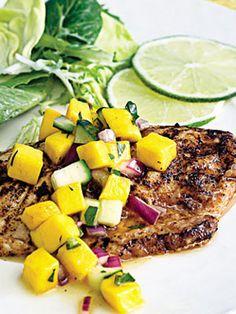 7 Fresh Fruit Salsa Recipes