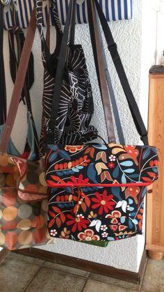 Bunte Sommer Tasche