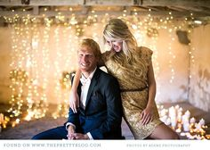 All that Glitters {Party Inspiration} | {Be Inspired, Lovely Couples, Real Love} | The Pretty Blog
