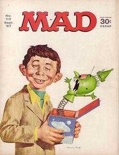 MAD Magazine | No. 113 | Sept. '67