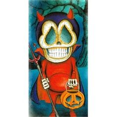 Tattoo artist Dave Sanchez is best known for his Dia de los Muertos art. A resident of Southern California, his tattoo art and script has a distinct Latino flavor. Dave Sanchez has been featured in International Tattoo Art magazine. Dave Sanchez's art celebrates Mexican folkart with his unique skeleton characters.