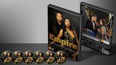 Empire - Terceira Temporada (Completa) - Capa | VITRINE - Galeria De Capas - Designer Covers Custom | Capas & Labels Customizados