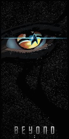 """Star Trek 50th Anniversary/ Star Trek Beyond Tribute"" by The Dark Inker"