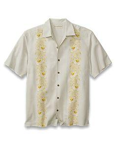 Tommy Bahama - Henna Beach Floral Camp Shirt