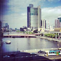 Melbourne en Victoria