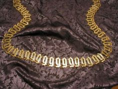 Acanthusleaf Designs - Knights' Chains, Fealty Collars, Peerage Collars for the Society for Creative Anachronisms