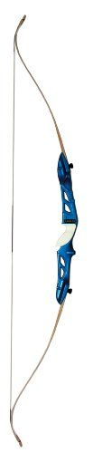 Raging River 26# M-BOW Metal Riser Right Hand Hunting Bow, 68-Inch, Blue Raging River http://www.amazon.com/dp/B00FN350KY/ref=cm_sw_r_pi_dp_Qypiub1P2G8FG