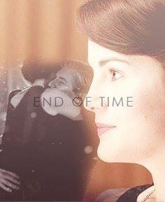Matthew & Mary til the end of time. Downton Abbey.