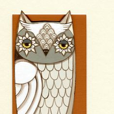 'White Owl' by Jo James