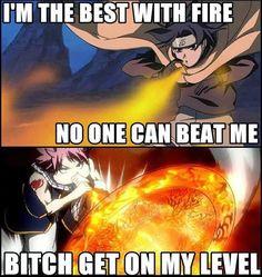 Natsu Meme Fairy Tail Collection 4 | Anime Meme