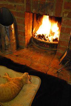 Arjen by the Fire