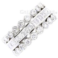 カルティエ リング ダイヤモンド プラチナ950 PT950 リングサイズ48 Cartier ジュエリー ダイアモンド 指輪