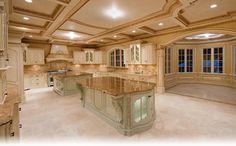 Parisian Kitchen Design - Bing Images