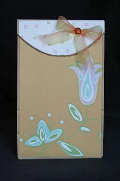 lunch bag template | Altering Brown Paper Sacks into goody Bags | TaDa Creative Studios