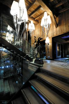 Opulent Style in an Alpine Vacation Rental: Sun Arbois Chalet by Pure Concept