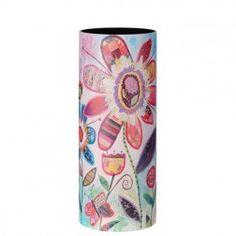 Paragüero Original Flor Multicolor http://www.nuryba.com/