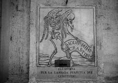 Get your luxurious goth on with the skeleton sculptures of Rome | Dangerous Minds