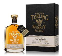 Win a bottle of Teeling Whisky Revival Single Malt Vol IV Bourbon, Single Malt Irish Whiskey, Whiskey Distillery, Scotch Whisky, Dublin, Whiskey Bottle, Kentucky, Spirit, Ebay