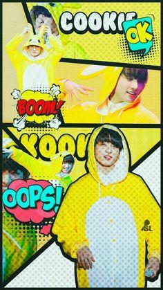 He should be dressed as Cooky😂💜 Suga Rap, Kookie Bts, Bts Bangtan Boy, Namjoon, Seokjin, Jung Kook, Bts Memes, Monsta X, Wallpaper Telephone