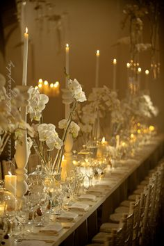 Indian Weddings Inspirations. White Tablescape. Repinned by #indianweddingsmag indianweddingsmag.com #table #decor