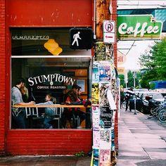 StumpTown Coffee - Portland, OR ☕️