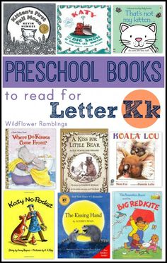 I have compiled the best preschool books for letter K! Enjoy reading together with your child or student!