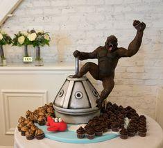 King Kong IMAGE: IMGUR, FLOCK0FSMEAGOLS Alft845