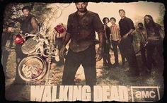 Walking Dead Inspired Locket