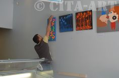 """Ausstellung """"Buntes Ich"""""""