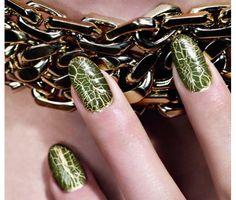 ¡Transforma tus uñas! hazlas croco, by dior!