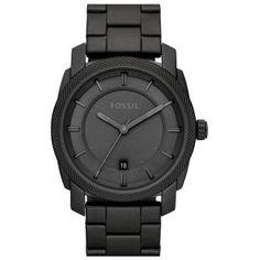 matte male watch