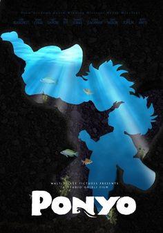 Ponyo (Studio Ghibli) #StudioGhibli #HayaoMiyazaki @HayaoMiyazaki @StudioGhibli
