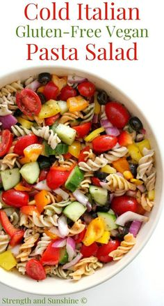 Side Dish Recipes, Easy Dinner Recipes, Pasta Recipes, Summer Recipes, Side Dishes, Veggie Pasta, Vegetarian Pasta Salad, Healthy Pasta Salad, Tuna Pasta