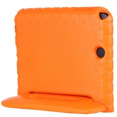 For+Tab+A+9.7+T550+Orange+EVA+Bumper+Protective+Case+with+Handle+&+Holder
