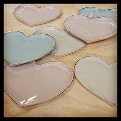 Heart plates, Urban Cartel