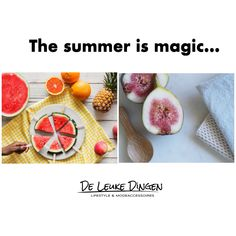 The summer is magic #holidayfashion #nijmegen #musthaves #deleukedingen