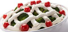 Broccoli Pie. Yay or Nay? #bySandraLee