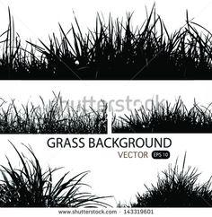 Backgrounds of fresh spring grass.Vector illustration.
