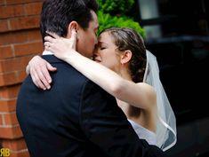 25 fotos emocionantes de noivos e noivas se vendo pela primeira vez | Casar é um barato