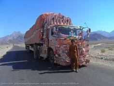 On the road Switzerland to India Switzerland, Pakistan, Trucks, India, Goa India, Truck, Indie, Cars, Indian