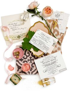 colors and patterns and shapes, oh my!  CECI New York :: Luxury Couture Wedding Invitations :: Social and Corporate Invitations :: Branding and Website Design :: Fine Stationery :: Lifestyle and Gifts
